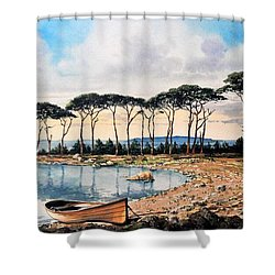 Smith's Cove Shower Curtain