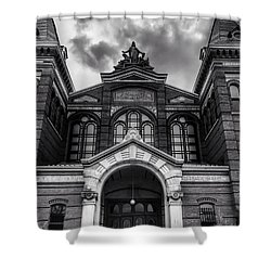 Smithsonian Arts And Industries Building Shower Curtain