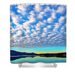 Sml Sunrise Shower Curtain