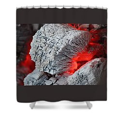 Smokin' Hot Shower Curtain