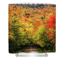 Smuggler's Notch Shower Curtain