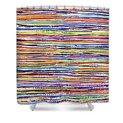 Snakes Alive Sold Shower Curtain