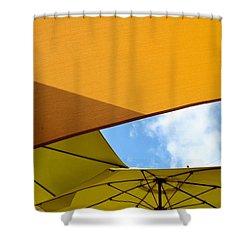 Sneak Peak Shower Curtain by JAMART Photography