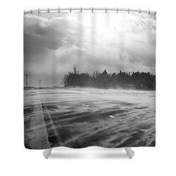 Snl-2 Shower Curtain