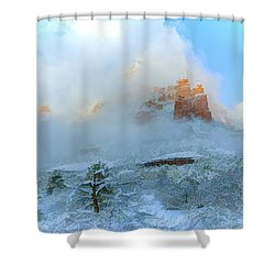 Snow 07-104 Shower Curtain