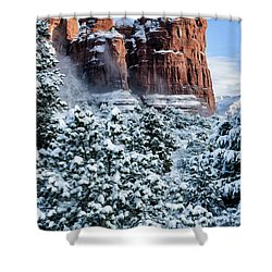 Snow 07-111 Shower Curtain