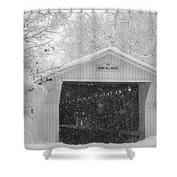 1872 Shower Curtain