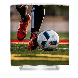 Soccer Shower Curtain