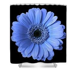 Soft Flower Joy Shower Curtain