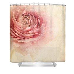 Sogno Romantico Shower Curtain by Priska Wettstein