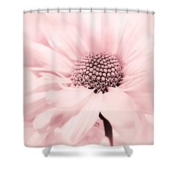 Shower Curtain featuring the photograph Soiree In Cotton Candy Pink by Darlene Kwiatkowski