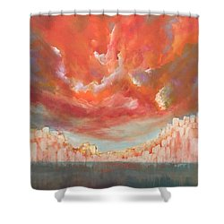 Sojourn Shower Curtain