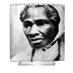 Sojourner Truth Shower Curtain by Granger