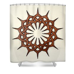 Sol Eight Shower Curtain