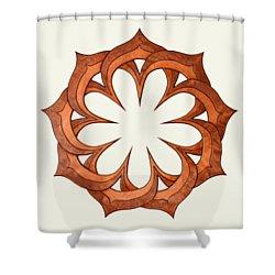 Sol Nine Shower Curtain