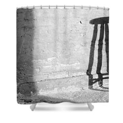 Solar Structures I 2014 1 Of 1 Shower Curtain
