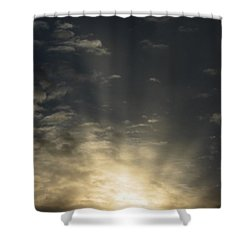Solarius Shower Curtain