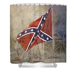 Soldier Boy Shower Curtain