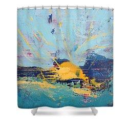 Soleil De Joie, Extrait Shower Curtain