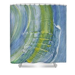 Solicitous Shower Curtain