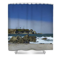 Shower Curtain featuring the photograph Solitude by Tom Kelly