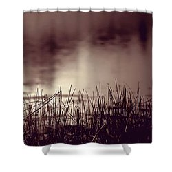 Shower Curtain featuring the photograph Solitude by Trish Mistric