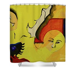 Solstice Shower Curtain