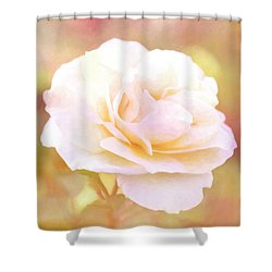 Solstice Rose Shower Curtain
