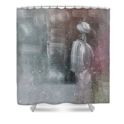 Some People Live Very Tired Shower Curtain