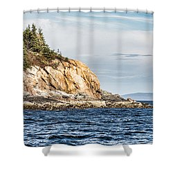 Somes Sound Shower Curtain