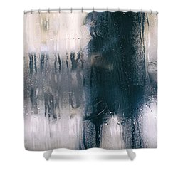 Something In The Way She Moves Shower Curtain