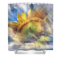 Something Summery Shower Curtain