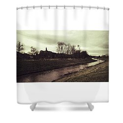 Sondershausen  #sondershausen Shower Curtain