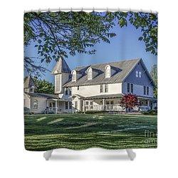 Sonnet House Shower Curtain