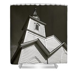 Sonoma Church Shower Curtain