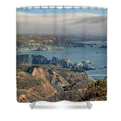 Sonoma Coast Shower Curtain