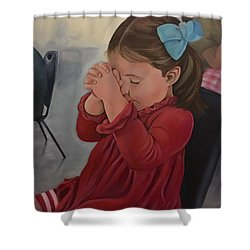 Sophie Beth Shower Curtain