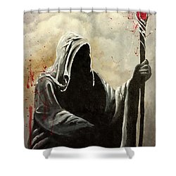 Sorcery Shower Curtain
