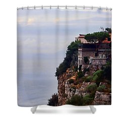 Sorrento Shower Curtain by Tom Prendergast