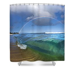 Soul Arch Shower Curtain