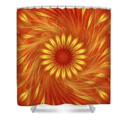 Soul Charger By Rgiada Shower Curtain by Giada Rossi