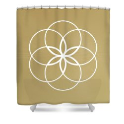 Soul Creation Shower Curtain