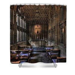 Soul Destination Shower Curtain by Evelina Kremsdorf