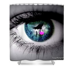 Soul Magic Shower Curtain