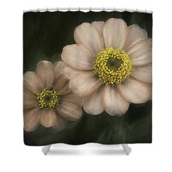 Soul Mates Shower Curtain by Scott Norris