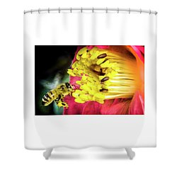 Soul Of Life Shower Curtain by Karen Wiles