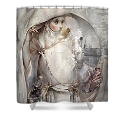 Soul Shower Curtain