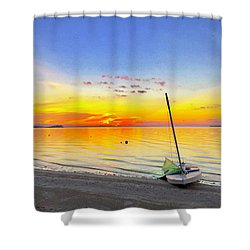 Souls Tended Shower Curtain
