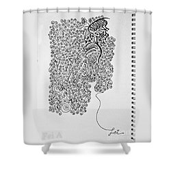 Soundless Whisper Shower Curtain