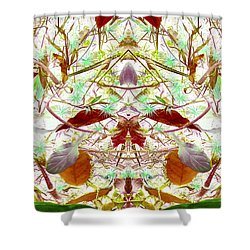 Sounds Of Love Within Shower Curtain